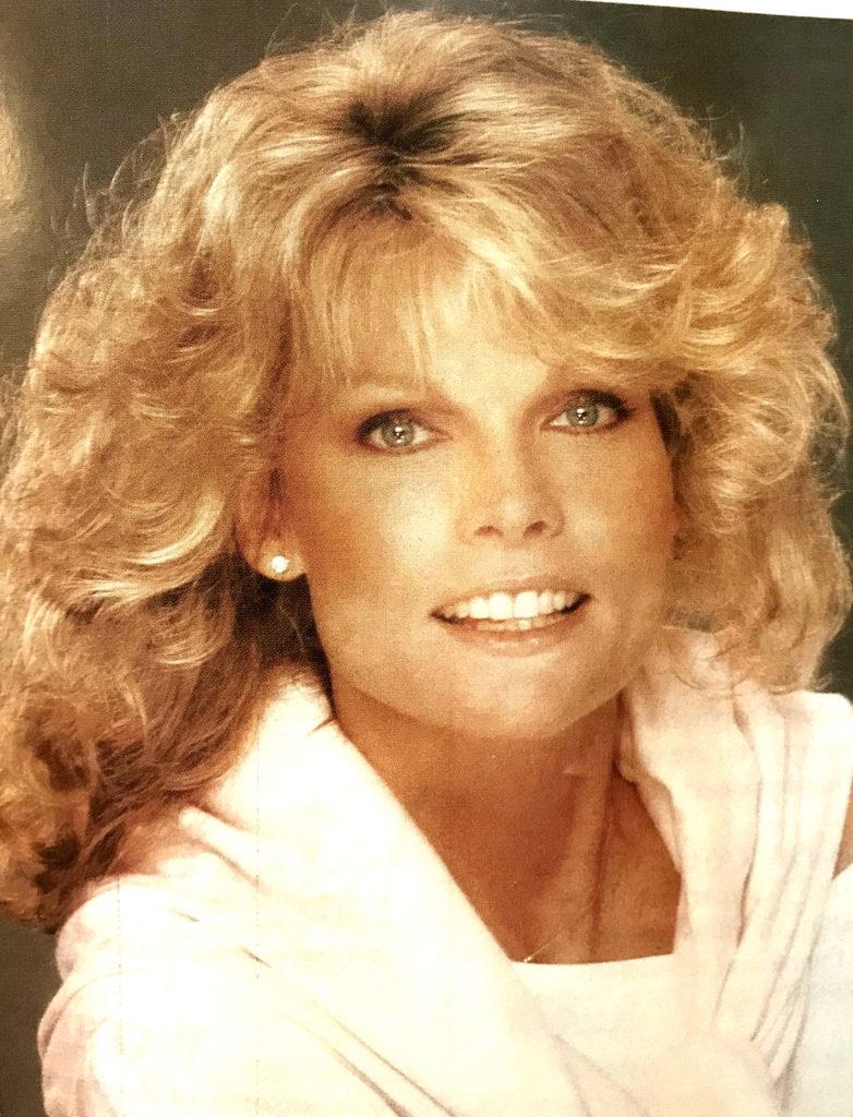 1989 Go-Grand Marshal Cathy Lee Crosby