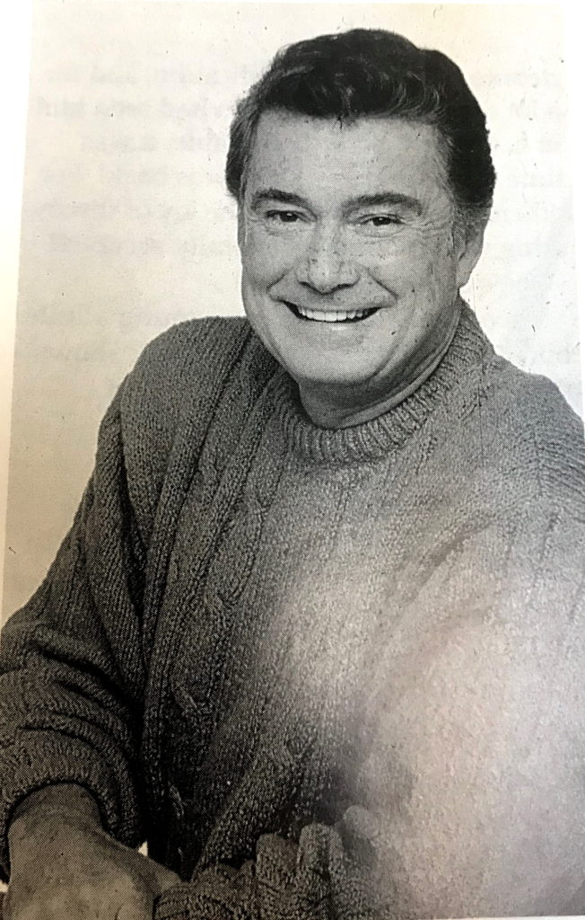 1989 Co-Grand Marshal Regis Philbin