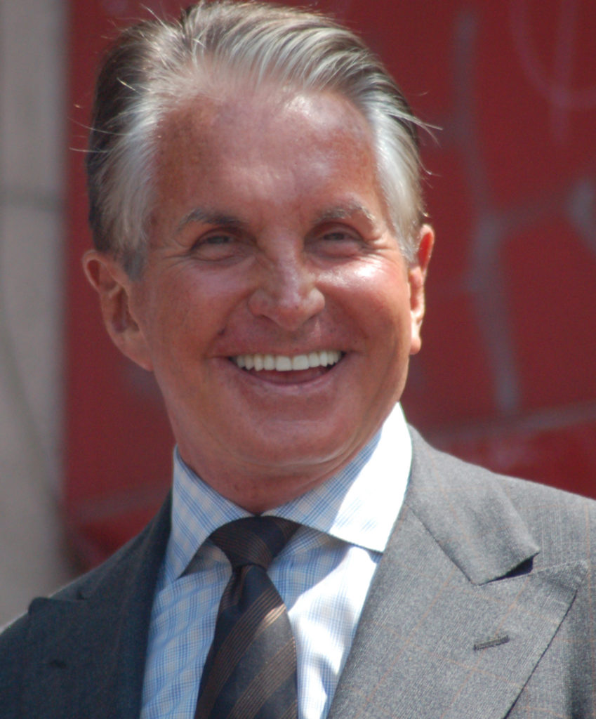 George Hamilton By Angela George, CC BY-SA 3.0, https://commons.wikimedia.org/w/index.php?curid=7589868