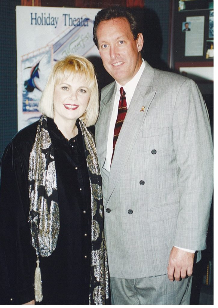 1998 Grand Marshal Ann Jillian