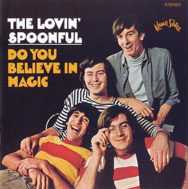 The Lovin' Spoonful album cover