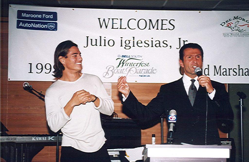 1999 GM Julio Iglesias, Jr.