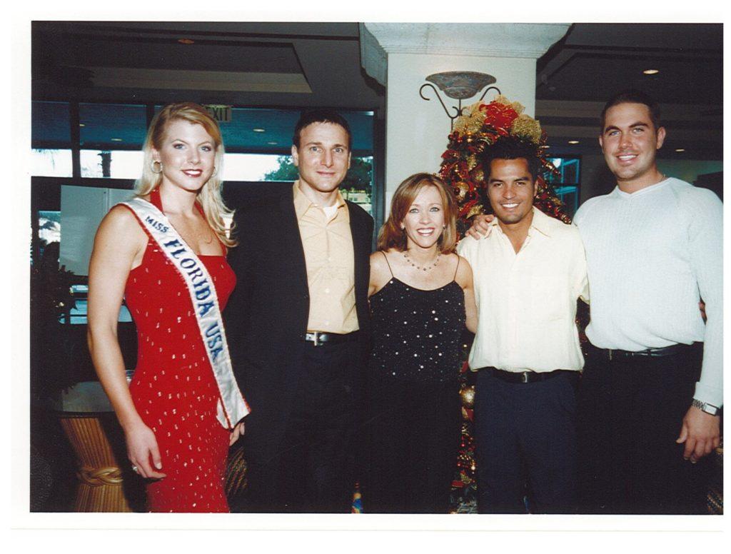 2000 GMs Laurie & Michael Gelman, Jose Solano