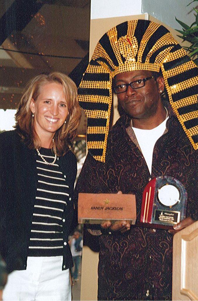 2005 GM Randy Jackson