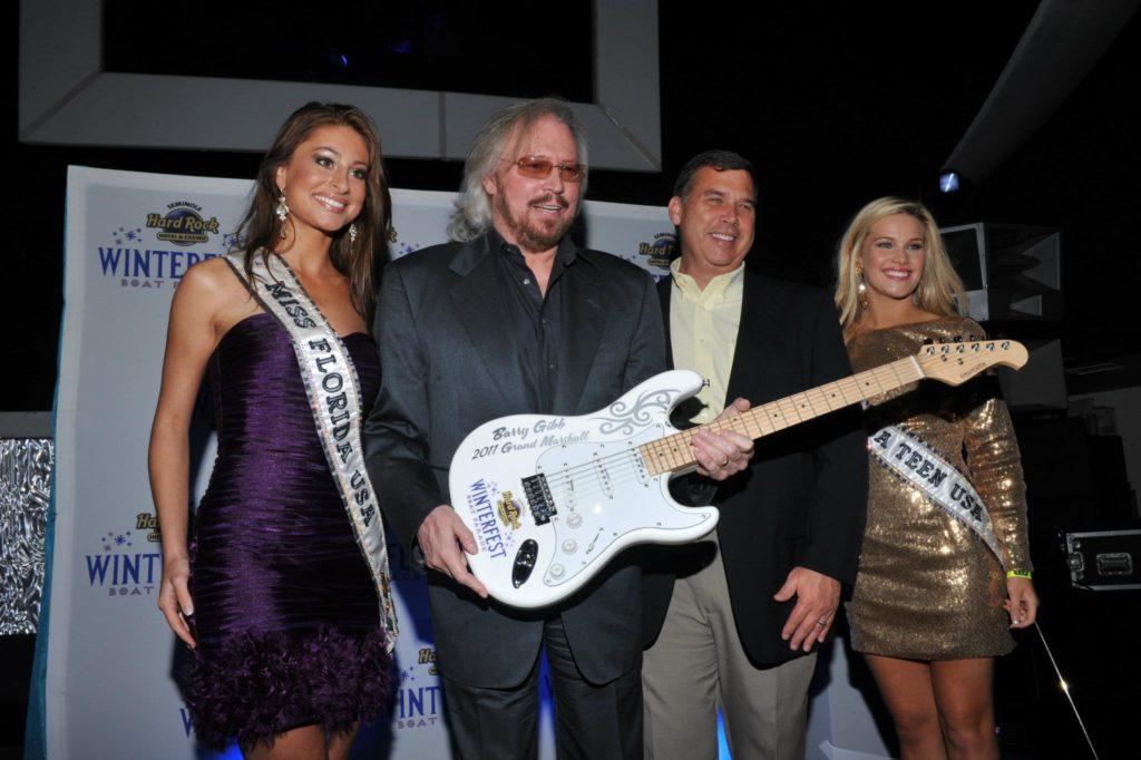 2011 Grand Marshal Barry Gibb