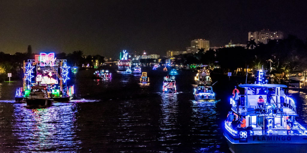 Image for The Seminole Hard Rock Winterfest Boat Parade