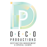 Logo for Deco Productions