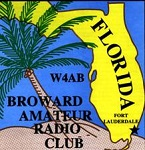 Logo for Broward Amateur Radio Club