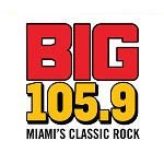 Logo for BIG 105.9 FM