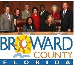 Logo for Broward County Board of County Commissioners