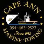 Logo for Cape Ann Towing