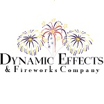 Logo for Dynamic Effects & Fireworks Co.