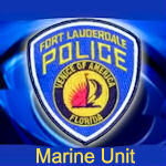 Logo for Fort Lauderdale Police Marine Unit