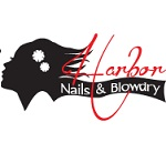 Logo for Harbor Nails