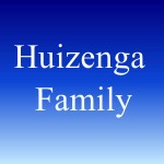 Logo for Huizenga Family