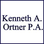 Logo for Kenneth A. Ortner P.A.