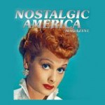 Logo for Nostalgic America Magazine