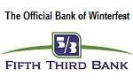 Logo for Fifth Third Bank – Official Bank of Winterfest