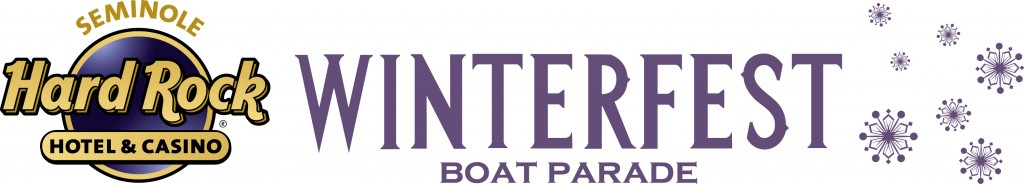 Logo for the Seminole Hard Rock Winterfest Boat Parade