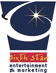 Logo for Sixth Star Entertainment