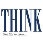 Logo for THINK Magazine