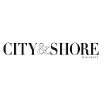 Logo for City & Shore Magazine