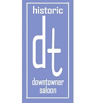 Logo for Downtowner Saloon