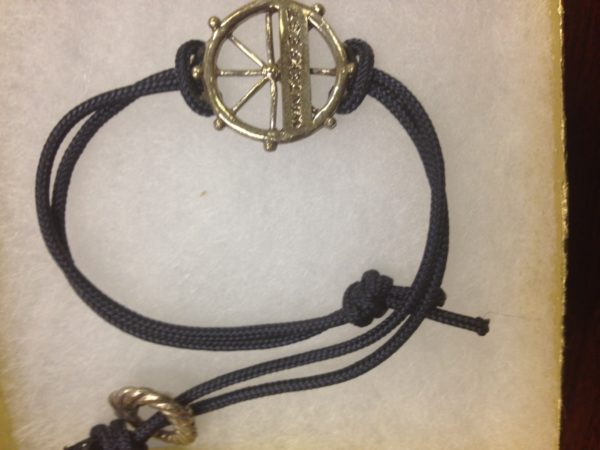 Image of the Ship's Wheel Bracelet