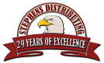 Logo for Stephen's Distributing Company