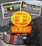 Logo for Bon's Barricades