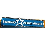 Logo for Broadway Across America