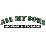 Logo for All My Sons Moving & Storage
