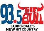Logo for 93.5 The Bull