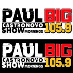 Logo for The Paul Castronovo Show