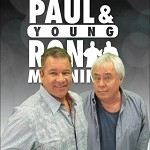Logo for Paul & Young Ron Morning Show