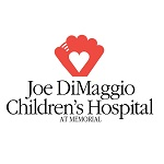 Logo for Joe DiMaggio Children's Hospital