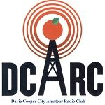 Logo for Broward Amateur Radio Club- DCARC