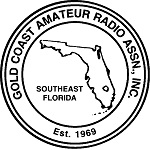 Logo for Broward Amateur Radio Club- GoldCoast