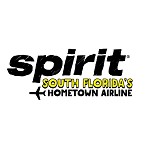 Logo for Spirit Airlines