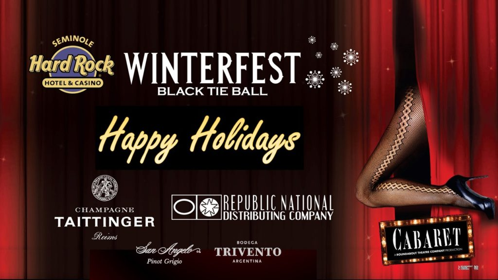 Image for Happy Holidays from the Winterfest Black Tie Ball
