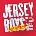 Logo for Jersey Boys