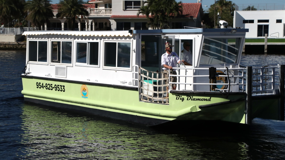 Big Diamond Water Taxi