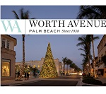 Image for Christmas Tree Lighting on Worth Avenue