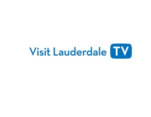 Visit Lauderdale TV Logo
