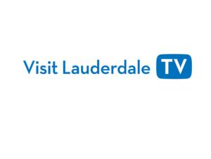 Visit Lauderale TV logo