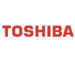Logo for Toshiba Corporation