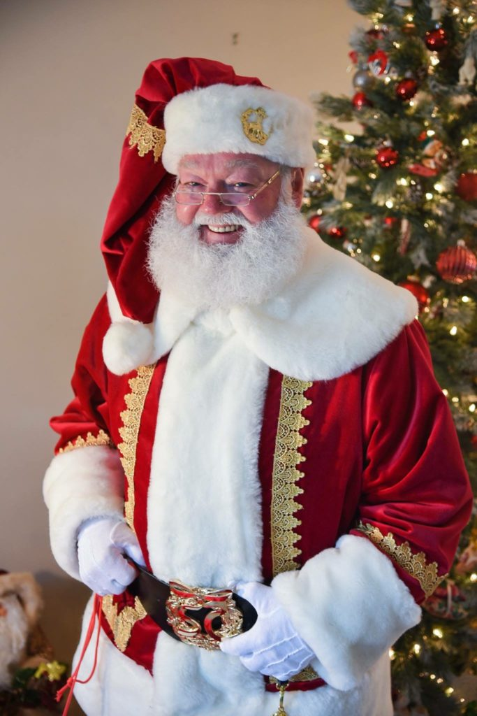 Image for Santa on the Waterway