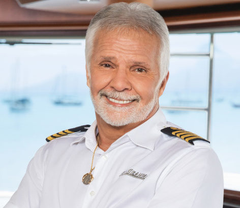 photo of Captain Lee Rosbach