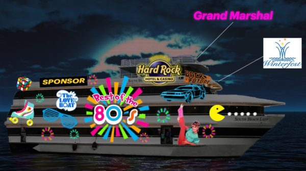Rendering of Grand Marshal boat from 2018