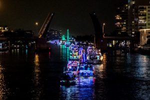 Boats from 2018 Parade
